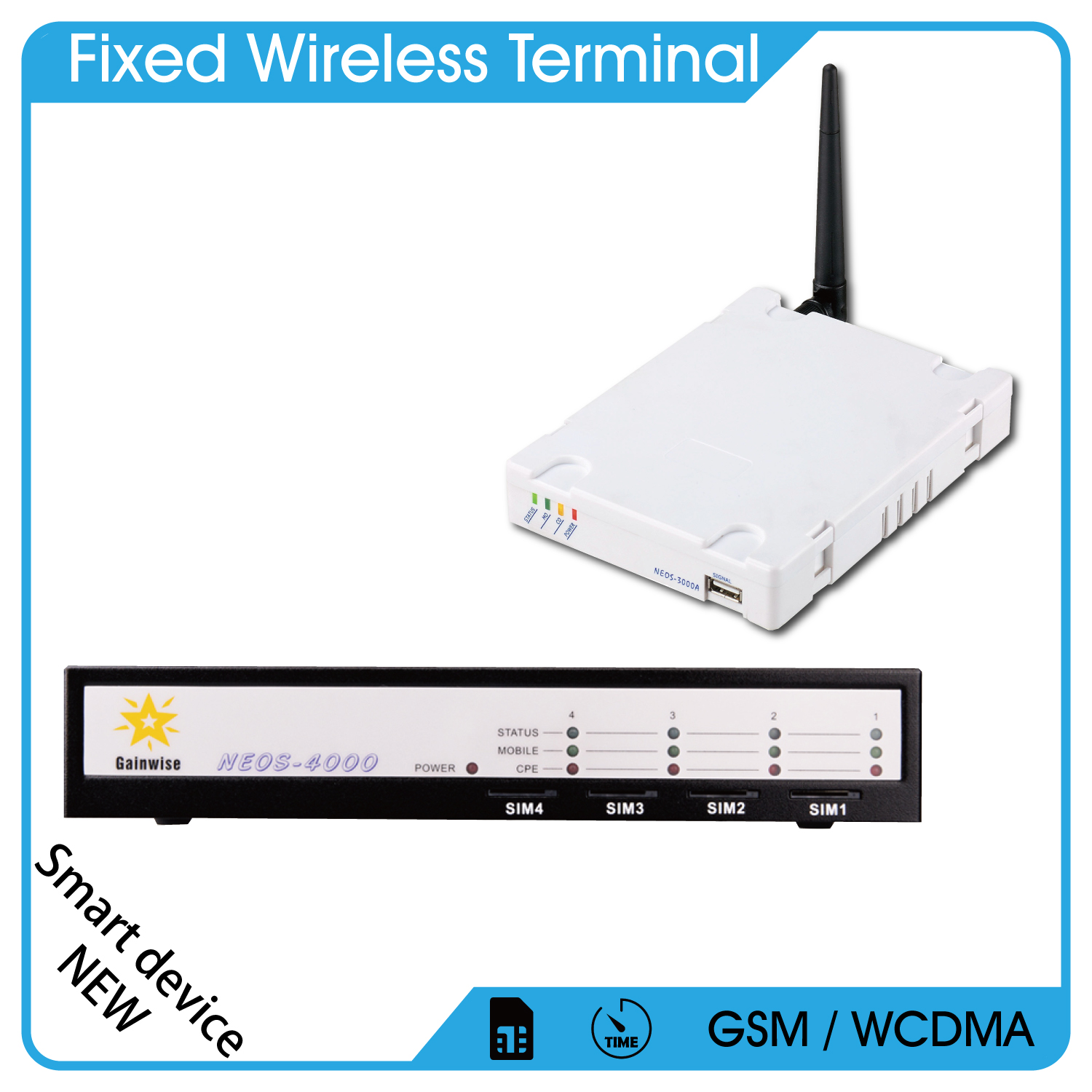 Fixed Wireless Terminal