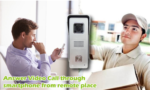 WiFi Video Intercom
