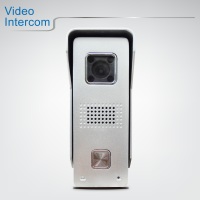WiFi Security Video Doorbell (Silver)