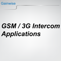 GSM /  3G Intercom Applications