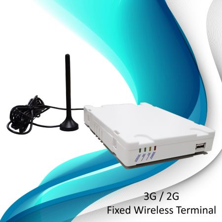 3G Fixed Wireless Terminal