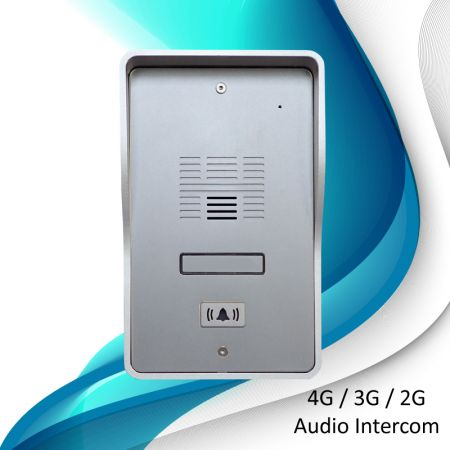 3G GSM intercom system