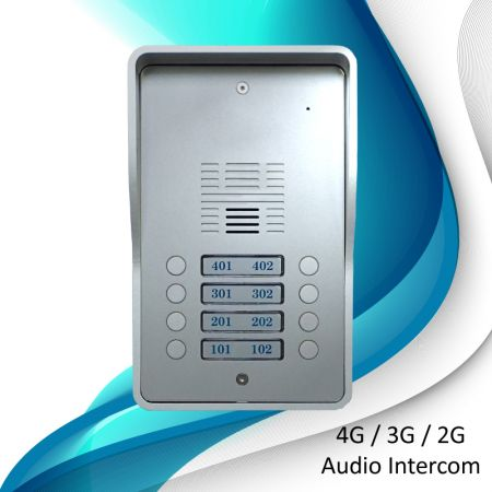 3G Audio Intercom Systems (8 households)