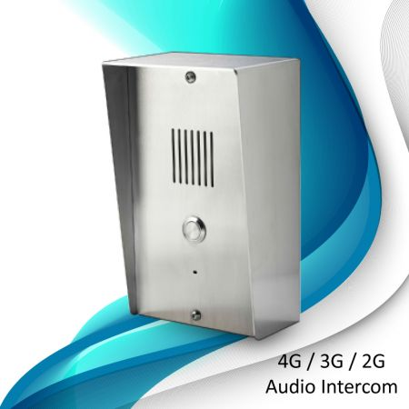 4G VoLTE Door Intercom