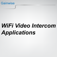WiFi Video Door Intercom Applications